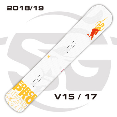 [18/19]SG Snowboards FORCE TITAN