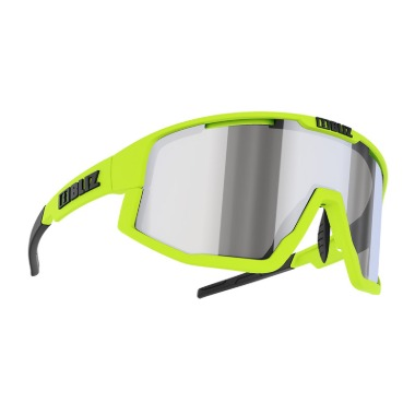[S52101-71] Vision (Matt Lime Green) - Smoke w silver mirror [Size]