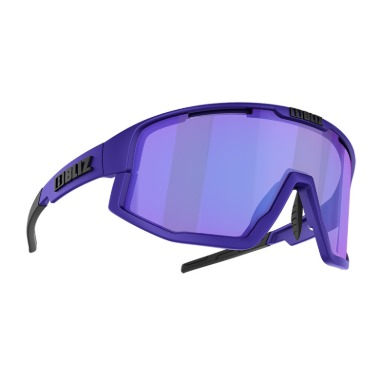 [S52101-44N] Vision Nano Optics Nordic Light (Matt Purple) - Begonia w Blue Multi NORDIC LIGHT [Size]